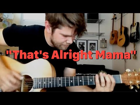 That's Alright Mama - Emil Ernebro