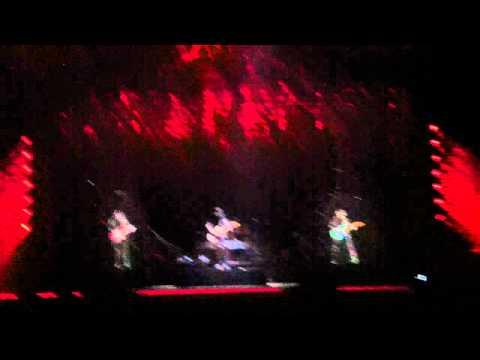 Motley Crue Mick Mars Guitar solo Las Vegas 02/15/2012