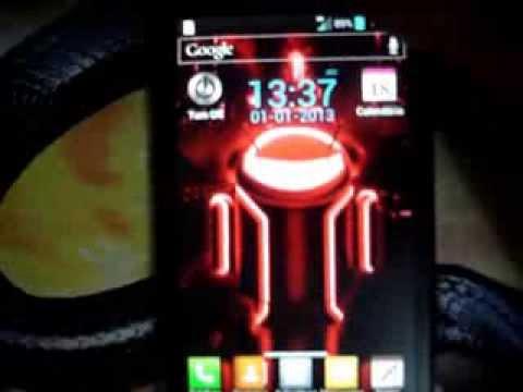 Otimizando Android ICS (4.0.4) → LG Optimus Black (p970)