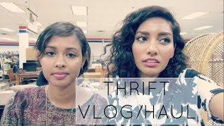 Come Thrifting with Us in NYC/Haul