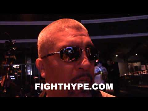 JOEL DIAZ TALKS CANELO VS COTTO AND HOW TIMOTHY BRADLEY WOULD FIGHT MIGUEL COTTO
