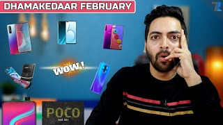 Top Upcoming Smartphones To Launch In India [FEBRUARY 2020]