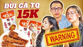 Xôn xao đùi gà Trung Quốc giá 15k, để 1 năm không hỏng - Vì sao nên tránh !