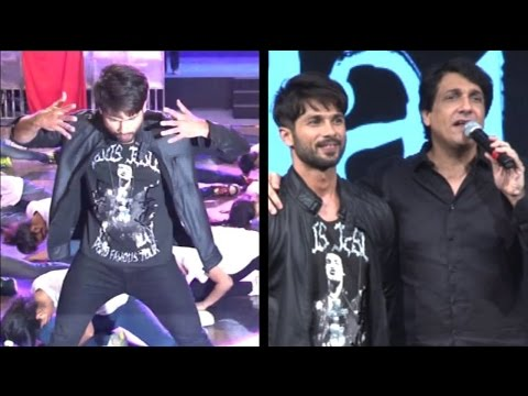 "Shiamak Davar: ""Shahid Is My Finest Student"""