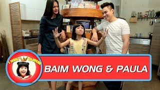 Download Lagu So Sweet! Ini Loh Proses Lamaran Baim Wong dan Paula - I Want To Know Part 1 (28/9) Gratis STAFABAND