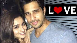 Sidharth Malhotra & Alia Bhatt's secret ROMANCE in Vanity Van | 9XE The Show | Ep.49 | Seg 1