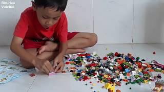 Lắp Ráp Xe Tăng- Máy Bay- Ghe Tàu- Đồ Chơi Lắp Ráp LEGO