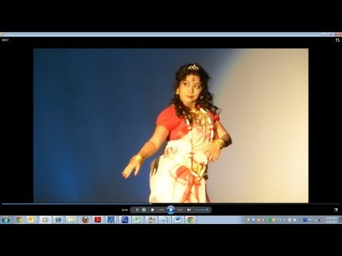 Mahalaya 2013 Dance Recital  : Mahisasuramardini   New Jersey- By Rumeli ( Jory ) video