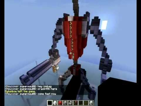Mitchell's Minecraft Build's