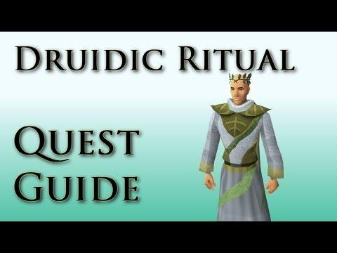 RSQuest: Druidic Ritual Quest Guide – Runescape 3
