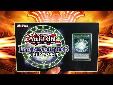 EPIC YuGiOh Legendary Collection 3 Yugi's World! Search for EXODIA!!