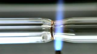 The production of pH electrodes