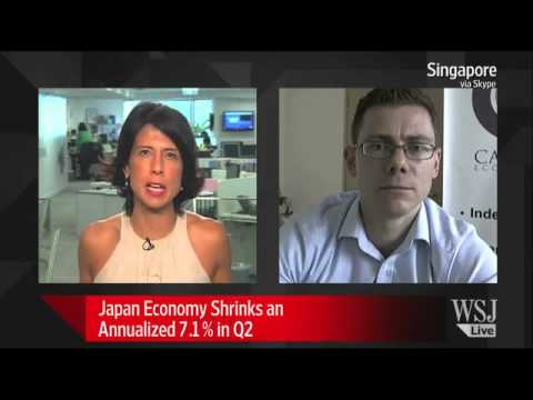 Japan's GDP Results May Mean More Stimulus