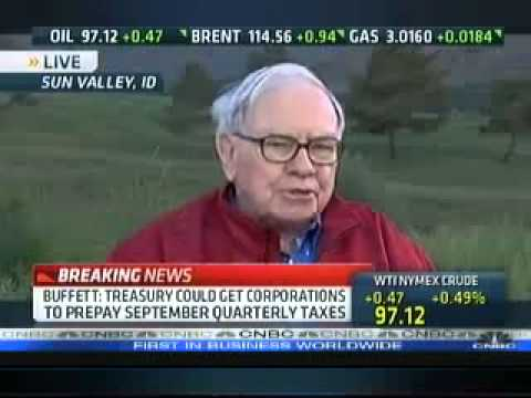 Obama Criticizes Warren Buffett About His Private Jet Use