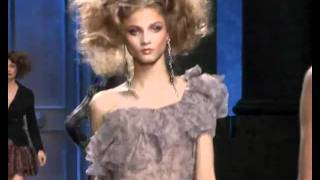 Christian Dior - Fall Winter 2010-2011 Full Fashion Show | Detailed (Exclusive).flv