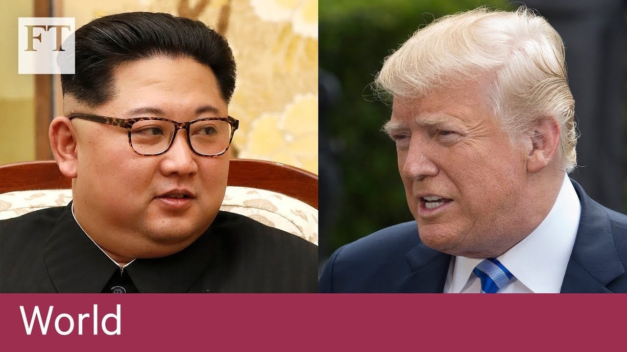 Trump calls off North Korea summit with Kim