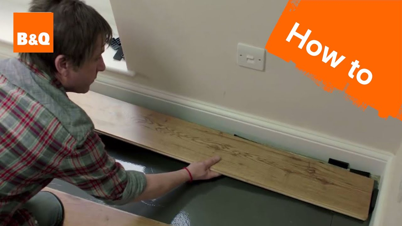 how to lay floorboards part 4  laying tongue  u0026 groove