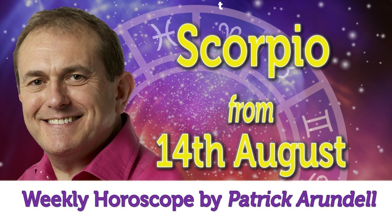 Weekly Horoscopes from 14th August - 21st August 2017