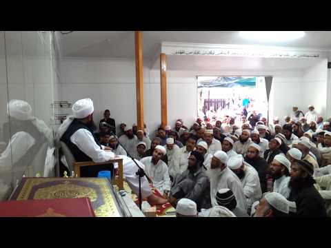 Maulana Tariq Jameel Sb At Masjid Ayesha Manurewa Auckland Nz - 16-12-2012 - Part 3 Of 6 video