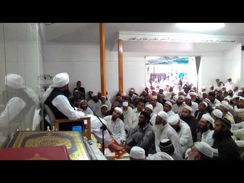 Maulana Tariq Jameel Sb at Masjid Ayesha Manurewa Auckland NZ...