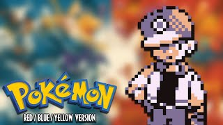Entering the Hall of Fame - Pokémon Red/Blue/Yellow Soundtrack