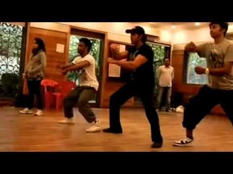 Dharmesh Sir and Hrithik Roshan Dancing togather