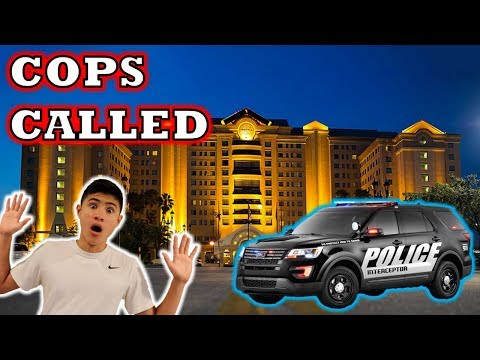 DING DONG DITCH PRANK AT HOTEL*GONE WRONG* thumbnail