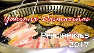 YAKIMIX SM Dasmarinas dinein experience eat all you can