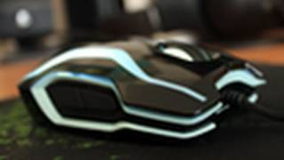 Razer Tron Legacy Mouse Review | Unboxing