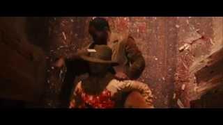 Django Unchained Badass Shootout Scene