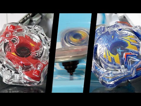 MARATHON BATTLE: Valkyrie Wing Accel VS Spriggan Spread Fusion - Beyblade Burst ベイブレードバースト