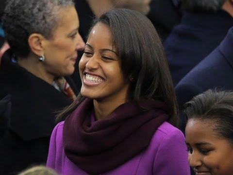 White House celebrates Malia's Sweet 16