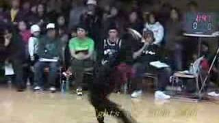 20080203 be.b-boy FIRST and LAST 2 vs saitama best8 2