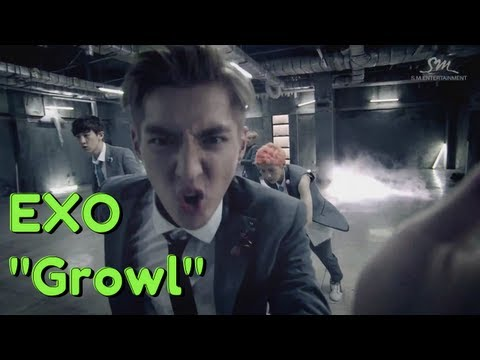 Kpop Music Mondays - EXO