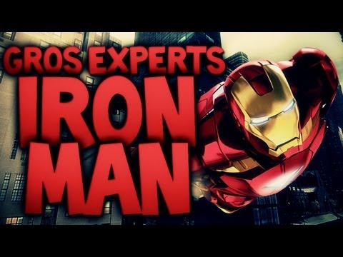 GTA 4 | Les Gros Experts - Iron Man