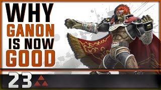Why Ganondorf is now GOOD! - Super Smash Bros. Ultimate Buffs
