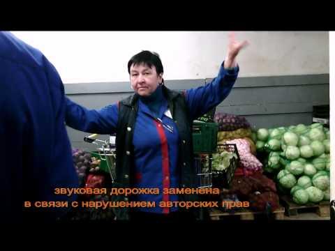Танцы в складе супермаркета. Тест видео с телефона Fly IQ4404
