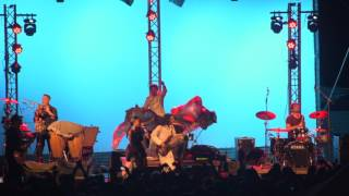 Thievery Corporation - Letter to the editor. Live in Crete
