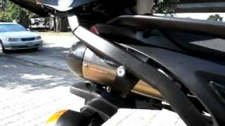FZ6 S2 for GPR排氣管