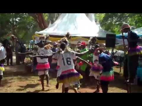 Luo Ramogi Traditional Dance