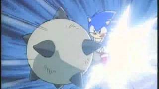 Sonic the Hedgehog is awesome