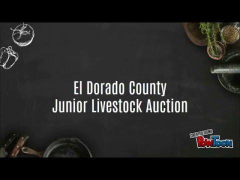 EDC Junior Livestock Auction June 18, 2016