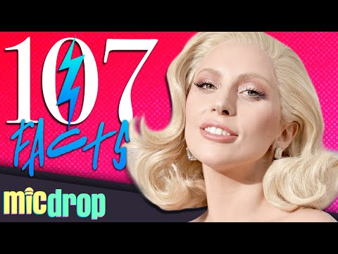 107 Lady Gaga Music Facts YOU Should Know (Ep. #22) - MicDrop