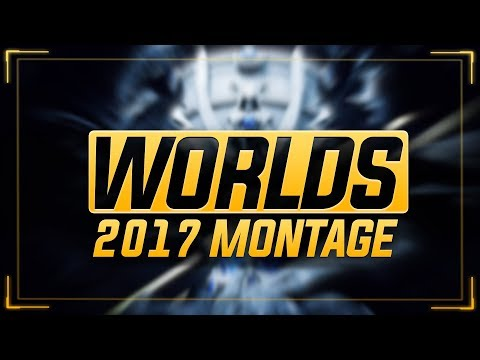 Worlds 2017 - Best Plays Montage | League Of Legends