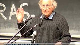 Noam Chomsky - US 'War on Drugs' in Latin America