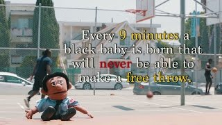 Black and Can't Play Basketball | Awkward Puppets