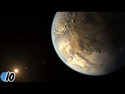 NASA May Have Discovered A New Planet Earth