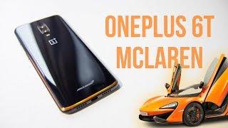 OnePlus 6T McLaren - Test Drive 🏎️  (Română)