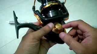 Máy câu cá yomores TF 9000 | Fishings