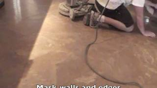 How to polish marble and travertine floors